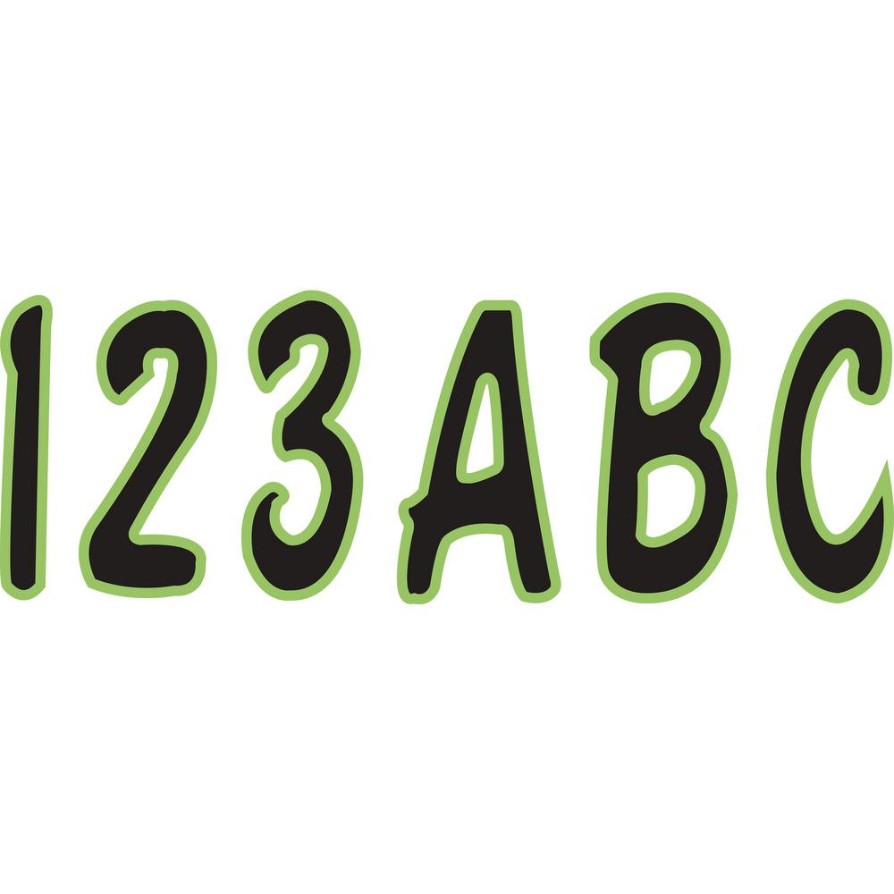 Series 200 Registration Kit Cursive Font with Top to Bottom Color