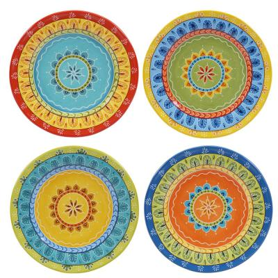 Valencia 8.75 in. Salad/Dessert Plate (Set of 4)