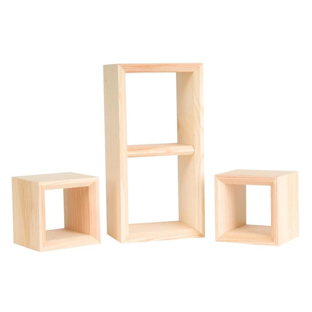Shadow Box Set (3-Piece)