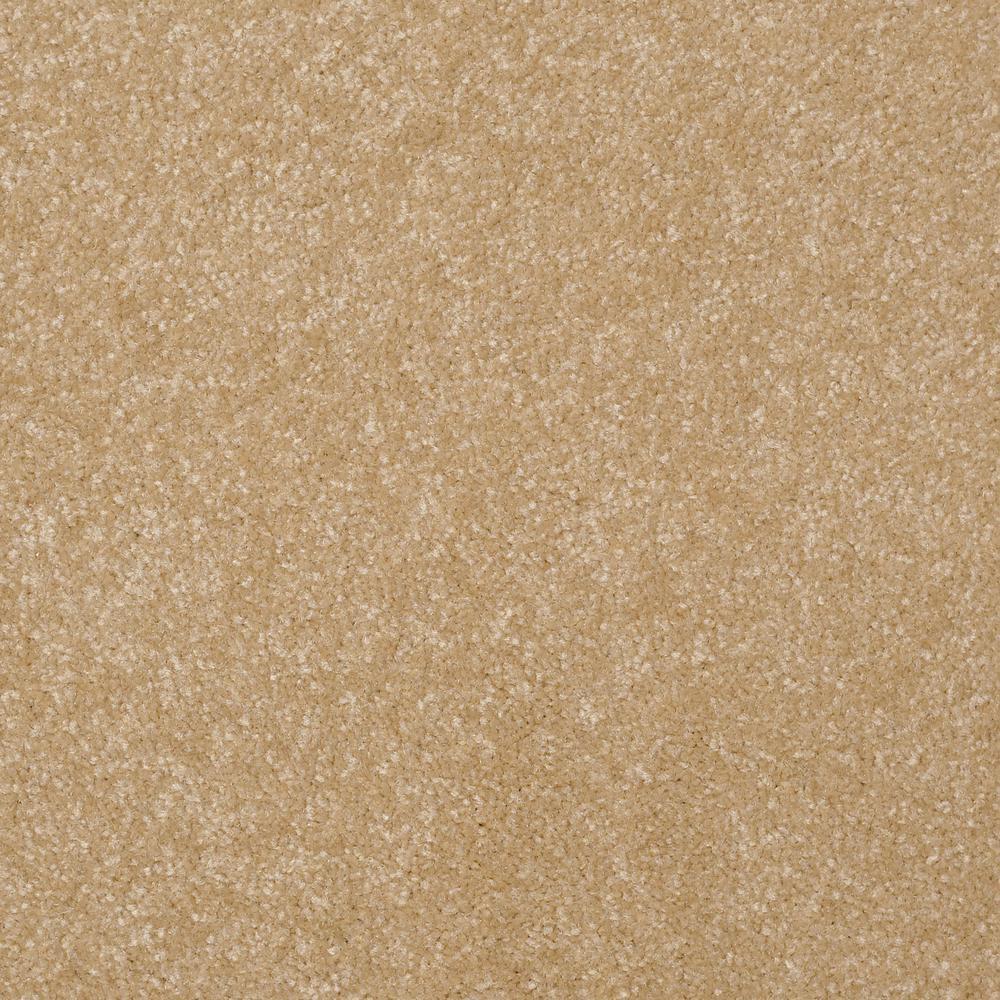 Platinum Plus Kingship I - Color Beach House Texture 12 ft. Carpet ...