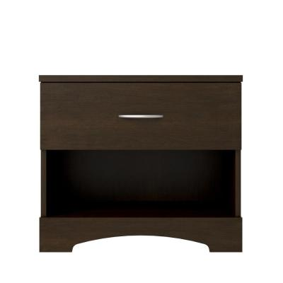 Richmond Espresso Nightstand