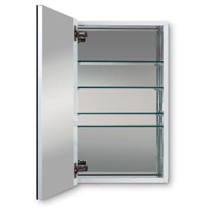 H Recessed Or Surface Mount Mirrored Medicine