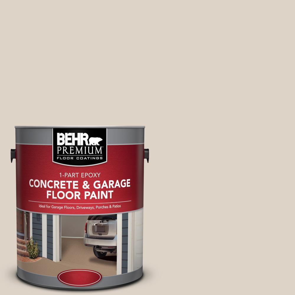 1 gal. #ECC-43-1 Sonoran Sands 1-Part Epoxy Satin Interior/Exterior Concrete and Garage Floor Paint