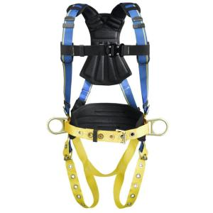 Werner Upgear Blue Armor 2000 Construction (3 D-Rings) Medium/Large Harness by Werner