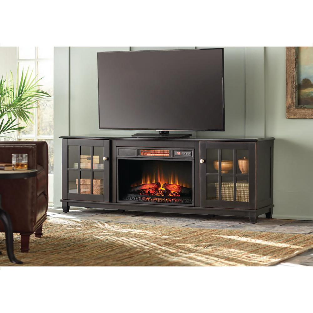 home decorators collection westcliff 66 in low boy media console