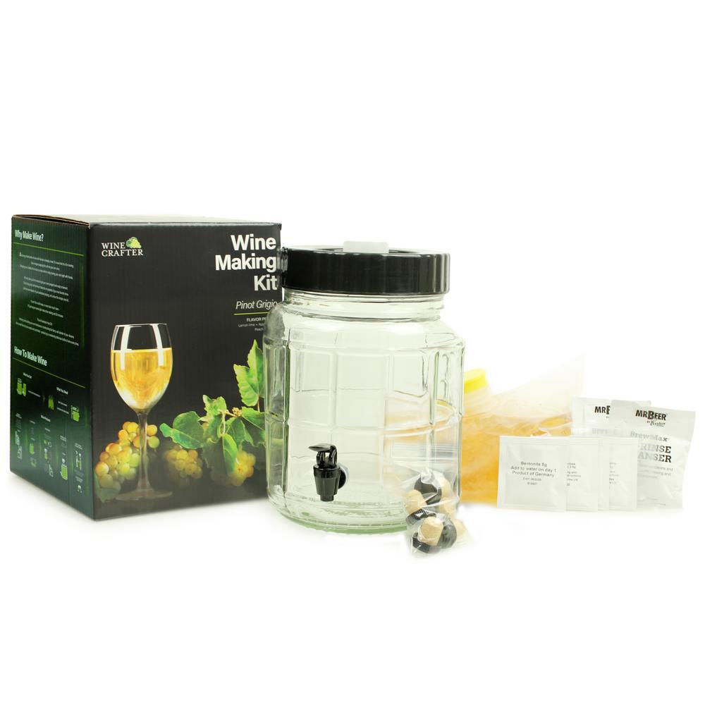 Pinot Grigio 1 Gal. Wine