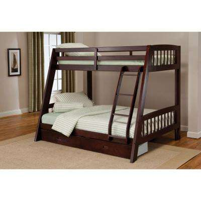 Rockdale Twin Over Full Kids Bunk Bed