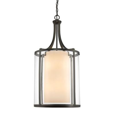 Christen 8-Light Olde Bronze Pendant