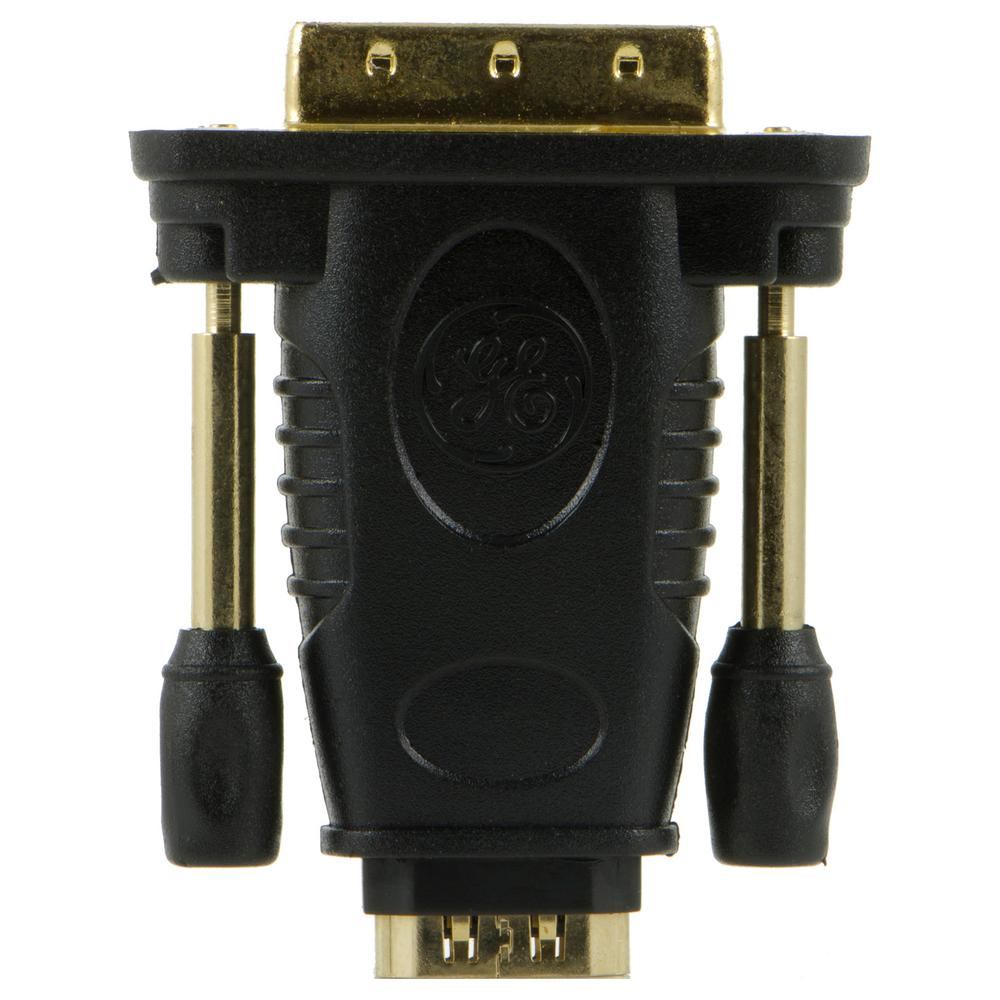 GE UltraPro Digital HD DVI-Hdmi Adapter