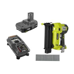 Ryobi 18-Volt ONE+ Lithium-Ion  w/Battery and Charger Deals