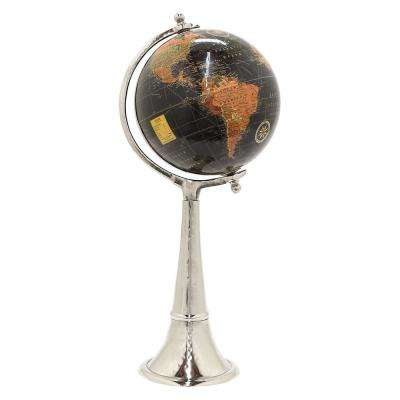 8 in. W Nickel Globe