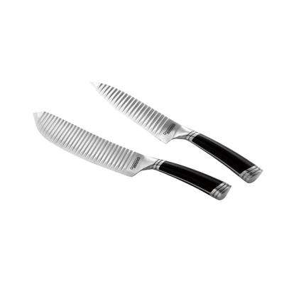 2-Piece 8 in. All Purpose and 6 in. Chef Knife Set