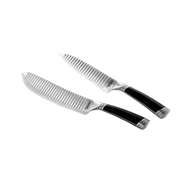 Casaware 2-Piece 8 in. All Purpose and 6 in. Chef Knife