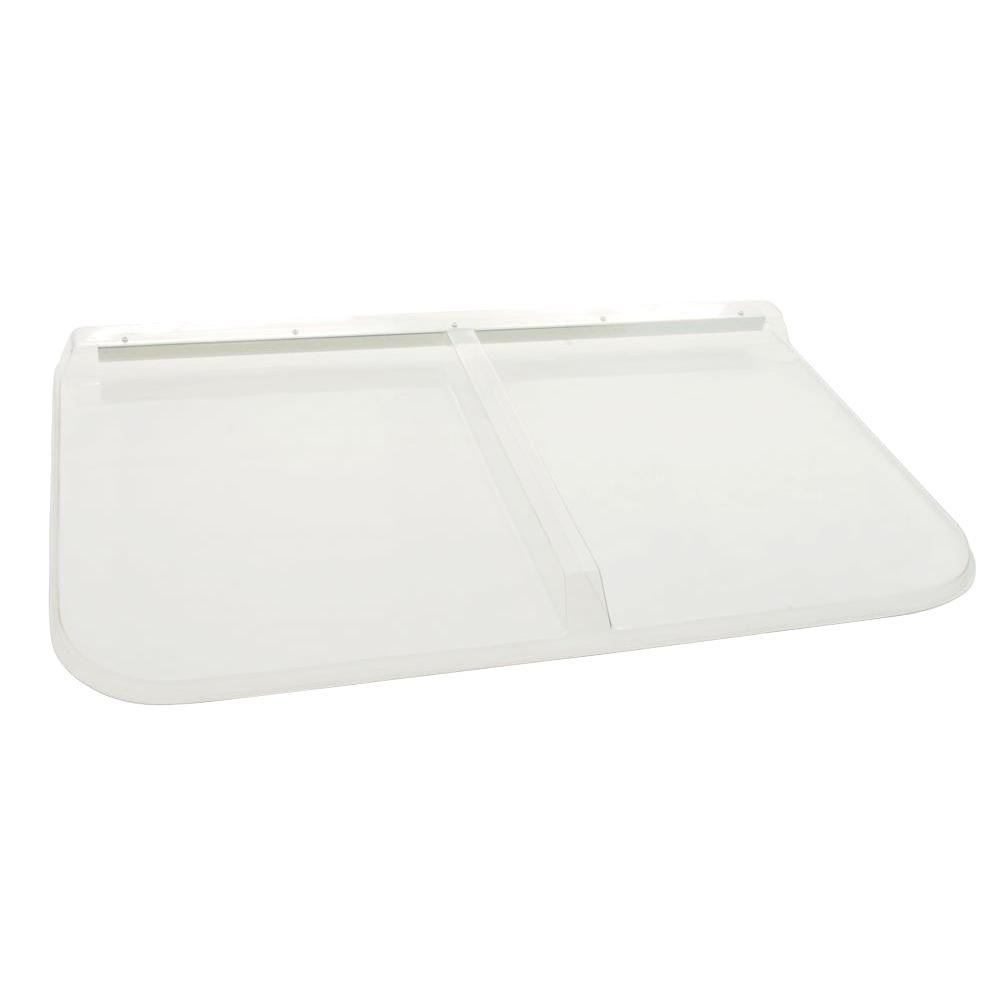 Shape Products 45 in. x 26 in. Polycarbonate Rectangular Window Well Cover