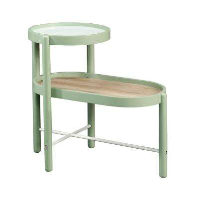 Anda Norr Sage Green End/Side Table