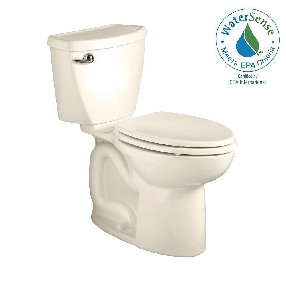 Cadet 3 Powerwash Chair Height 2-piece 1.28 GPF Elongated Toilet in Linen
