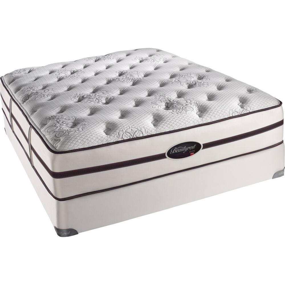 Simmons Beautyrest Persia Plush Firm Mattress Set (Price Varies By Size)-DISCONTINUED