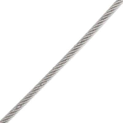 1/8 in. x 1 ft. Stainless Steel Vinyl Coated Wire Rope