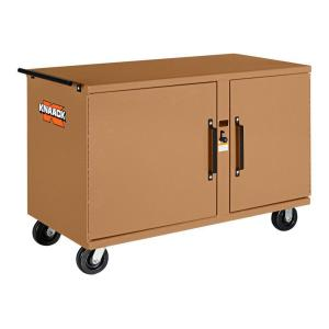Knaack 26 inch Strorage Master 6-Drawer 4.5 ft. Rolling Heavy-Duty Mobile Work Bench by Knaack