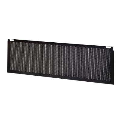 Fusion Black Modesty Panel for 72 in. Desk