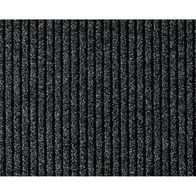 Concord Charcoal Gray 3 ft. x 4 ft. Commercial Mat