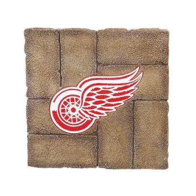 Detroit Red Wings 12 in. x 12 in. Decorative Garden Stepping Stone