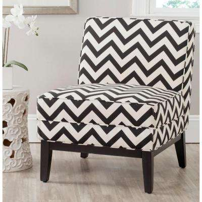 Prime Chevron Fabric Accent Chairs Chairs The Home Depot Short Links Chair Design For Home Short Linksinfo