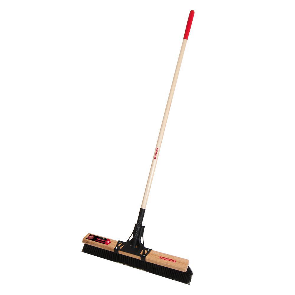 Razor-Back 24 in. Rough Push Broom