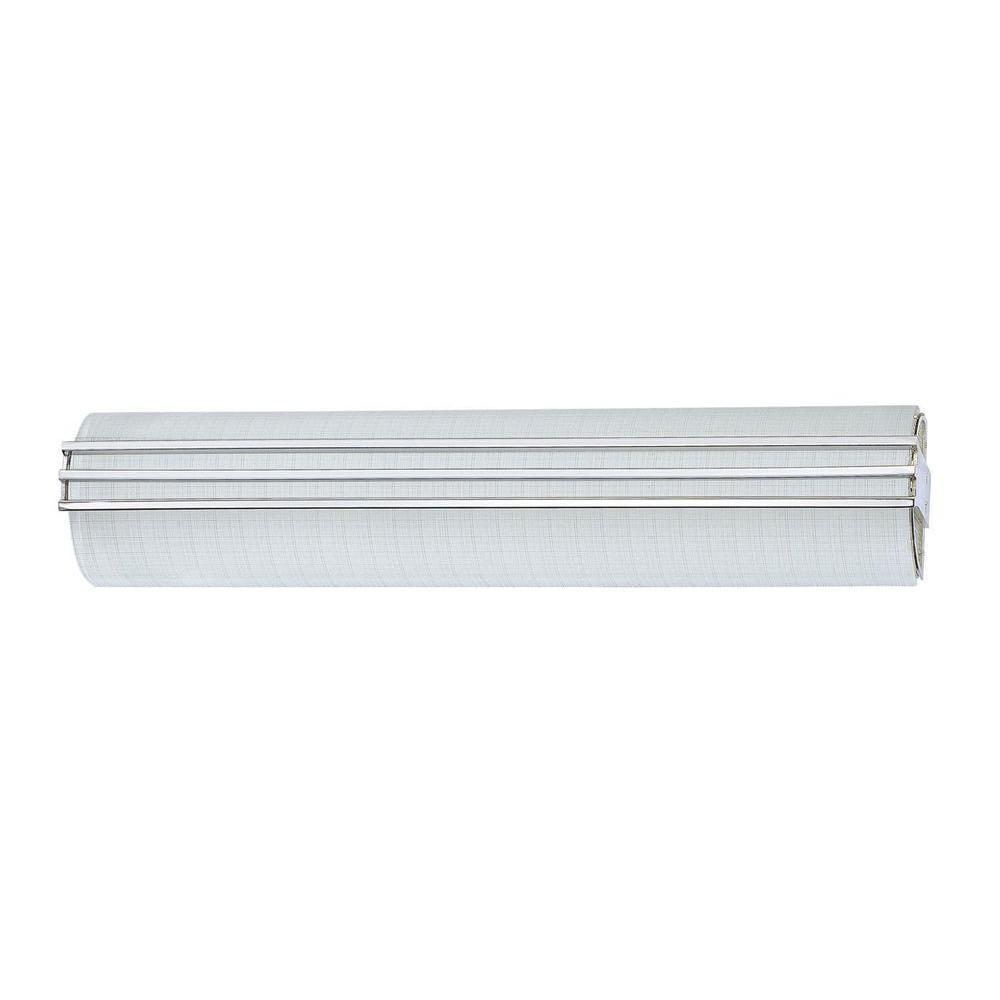 Filament Design Linnea 4-Light Chrome Bath Vanity Light