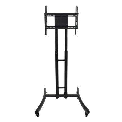 FP1000 - Height Adjustable Rolling TV Stand