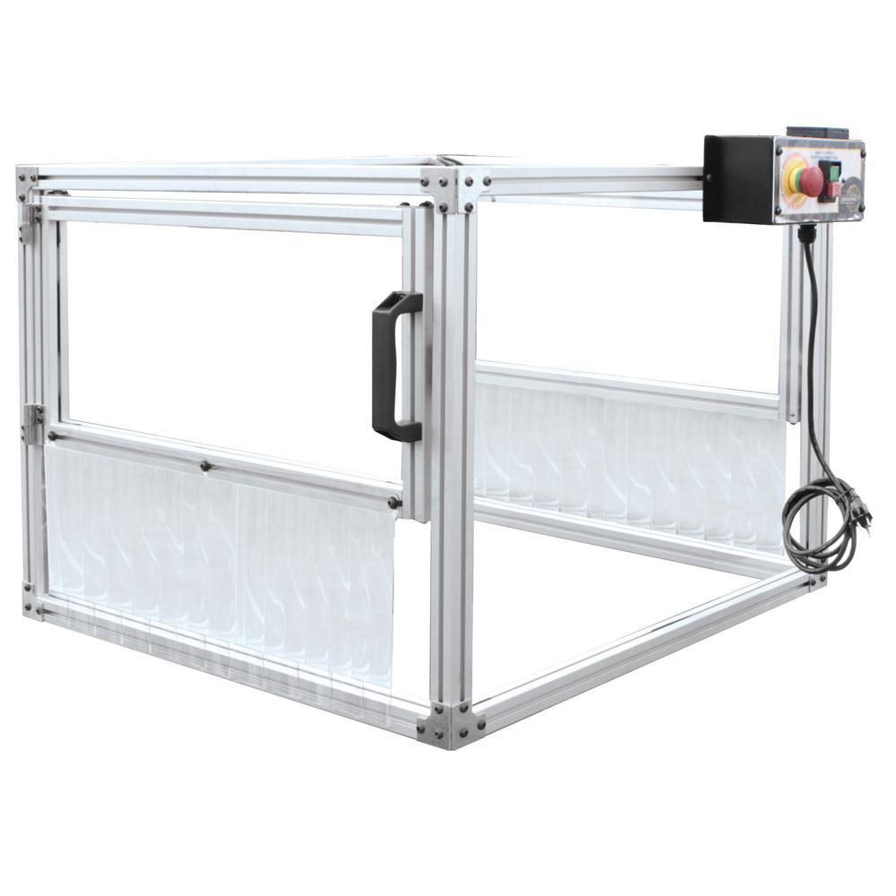 Safety Enclosure for i-Carver CNC Machine