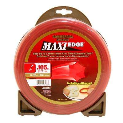 0.105 in. Dia Maxi Edge Commercial Trimmer Line