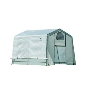 ShelterLogic GrowIt 10 ft. x 10 ft. x 8 ft. Greenhouse-In-A-Box by ShelterLogic