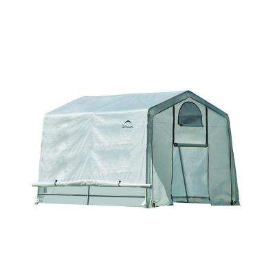 GrowIt 10 ft. x 10 ft. x 8 ft. Greenhouse-In-A-Box