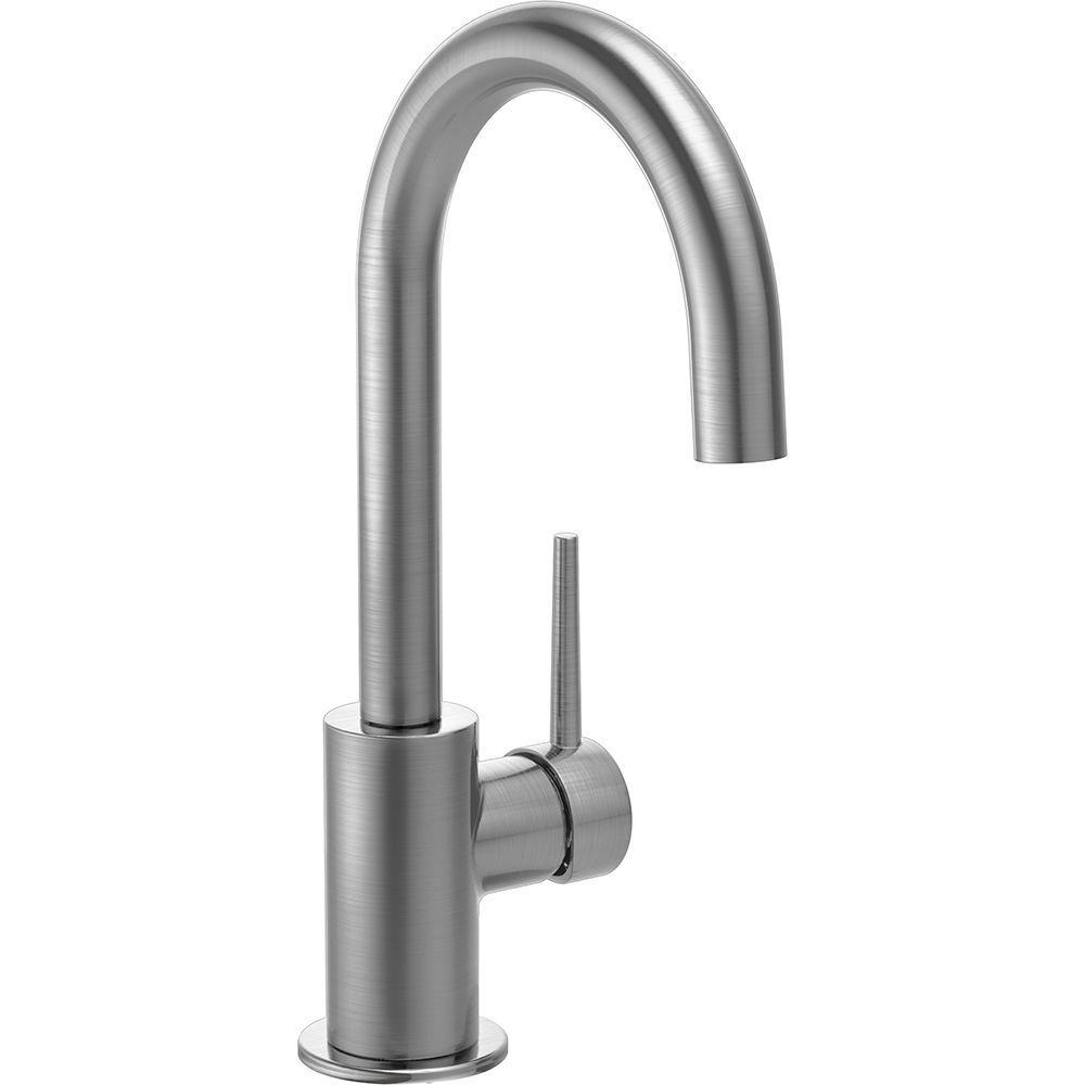 Contemporary Single Handle Bar Faucet