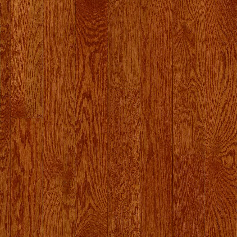 American Originals Ginger Snap White Oak 3/4 in. T x 3-1/4