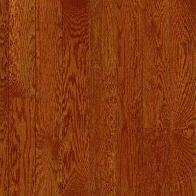 American Originals Ginger Snap White Oak 3/4 in. T x 3-1/4 in. W x Varying L Solid Hardwood Flooring (22 sq. ft. / case)