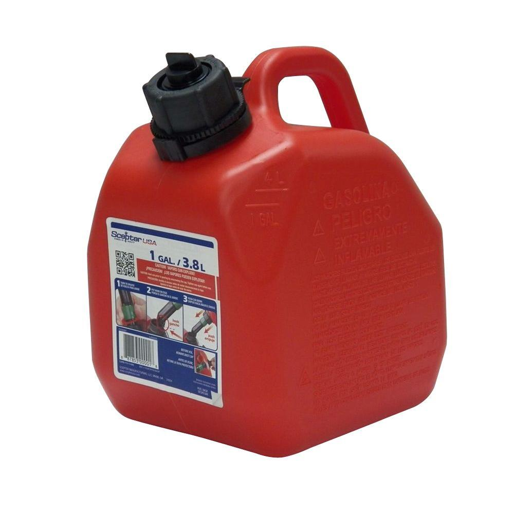 Scepter Ameri-Can 1 Gal. Gas Can EPA and Carb