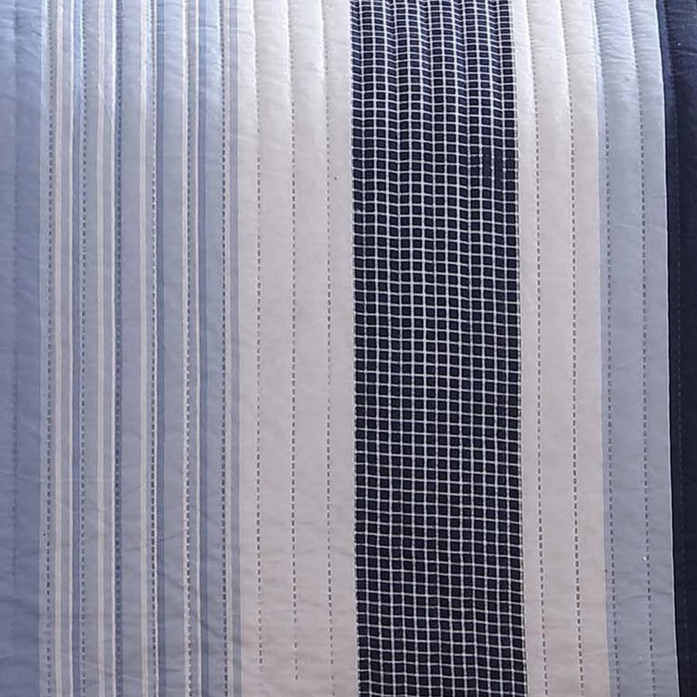 Mason Stripe Qilt Set