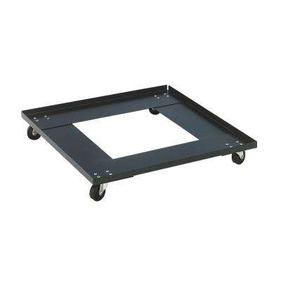 265 lbs. Weight Capacity Dolly for up to 10 National Public Seating 8100 or 9000 Series Stack Chair