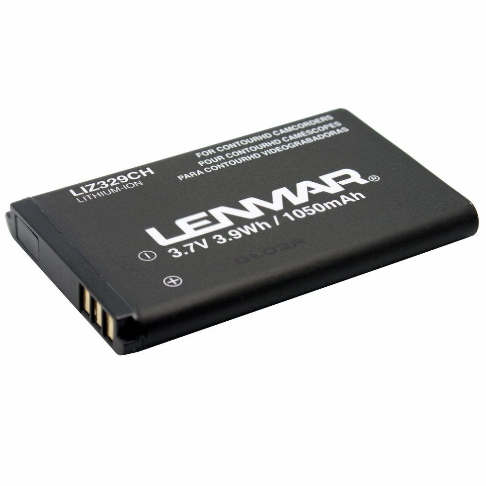Lenmar Lithium-Ion 1170mAh/3.7-Volt Camcorder Replacement Battery