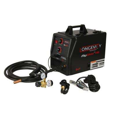 Migweld 140 MIG Welder with Spool Gun Capability