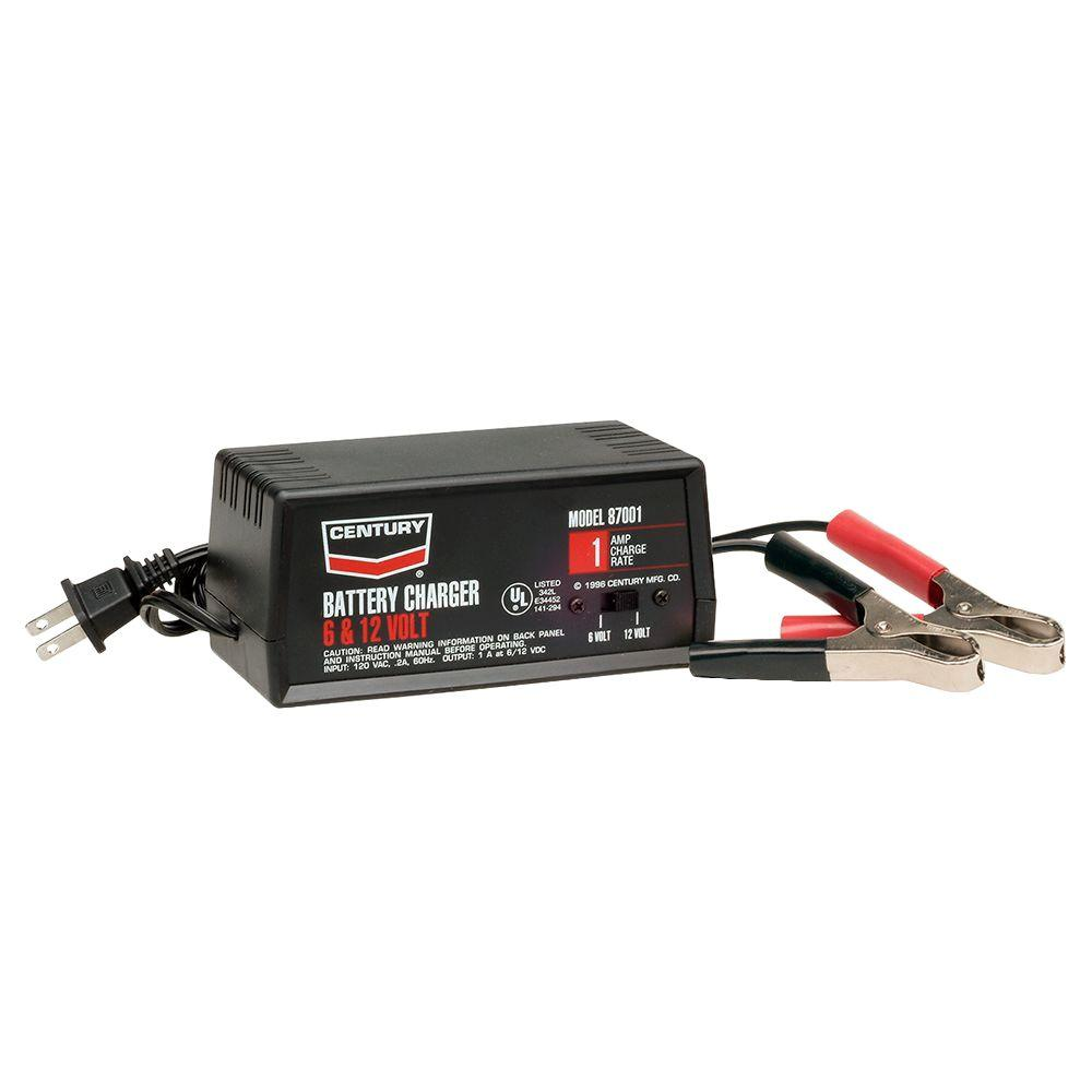 Battery Trickle Charger Home Depot