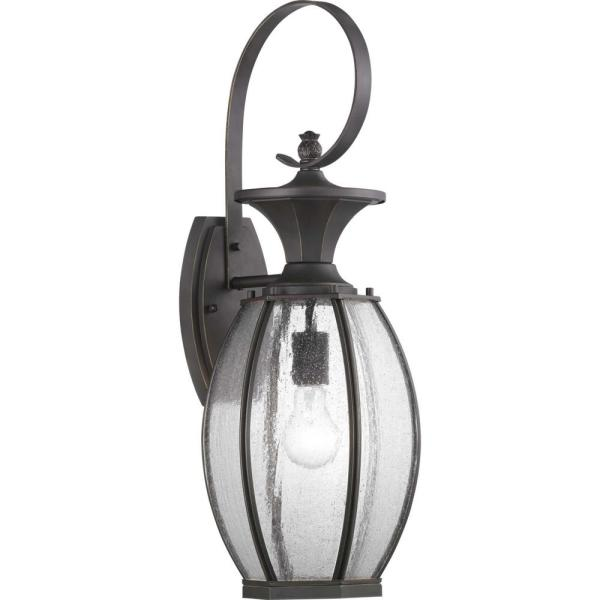 River Place Collection One-Light Wall Lantern Sconce