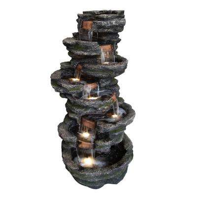 Multiple Tiered Fountain