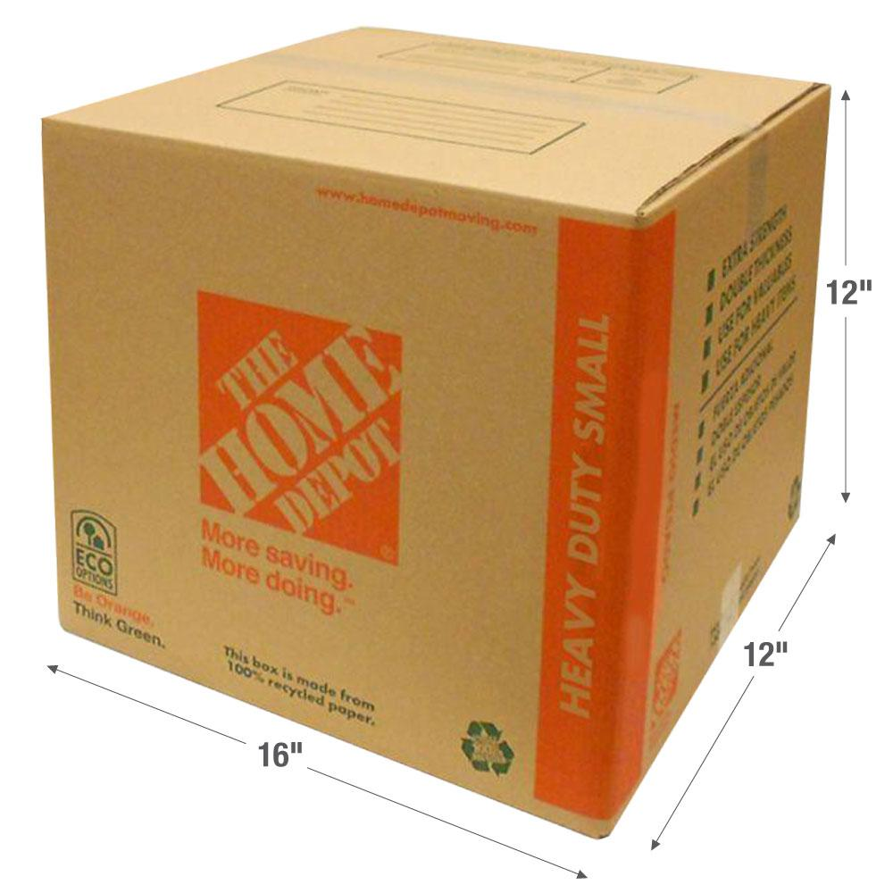 The home depot 16 in l x 12 in w x 12 in d heavy duty for 16 inch window box fan