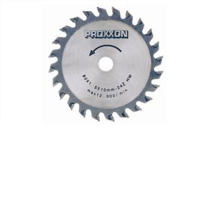 Proxxon 80 mm 24-Teeth Carbide Tipped Saw Blade from Carbide Tipped Saw Blades