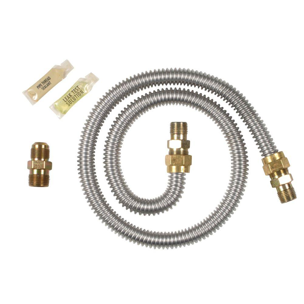 Whirlpool Gas Range Connector Kit3048KITRC The Home Depot