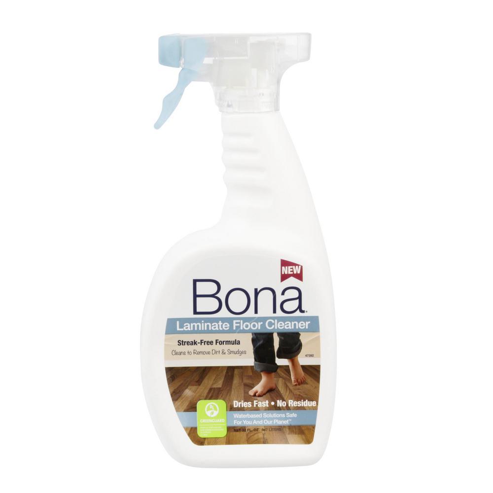 Bona - 32 oz. Laminate Floor Cleaner