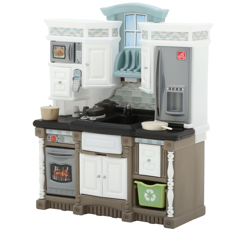 Step2 Lifestyle Dream Kitchen Playset Shop Clothing Shoes Online
